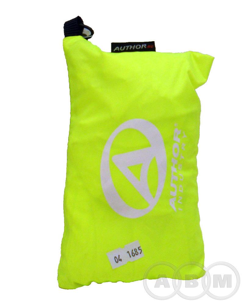 Чехол от дождя для сумки-штанов, желтый AUTHOR