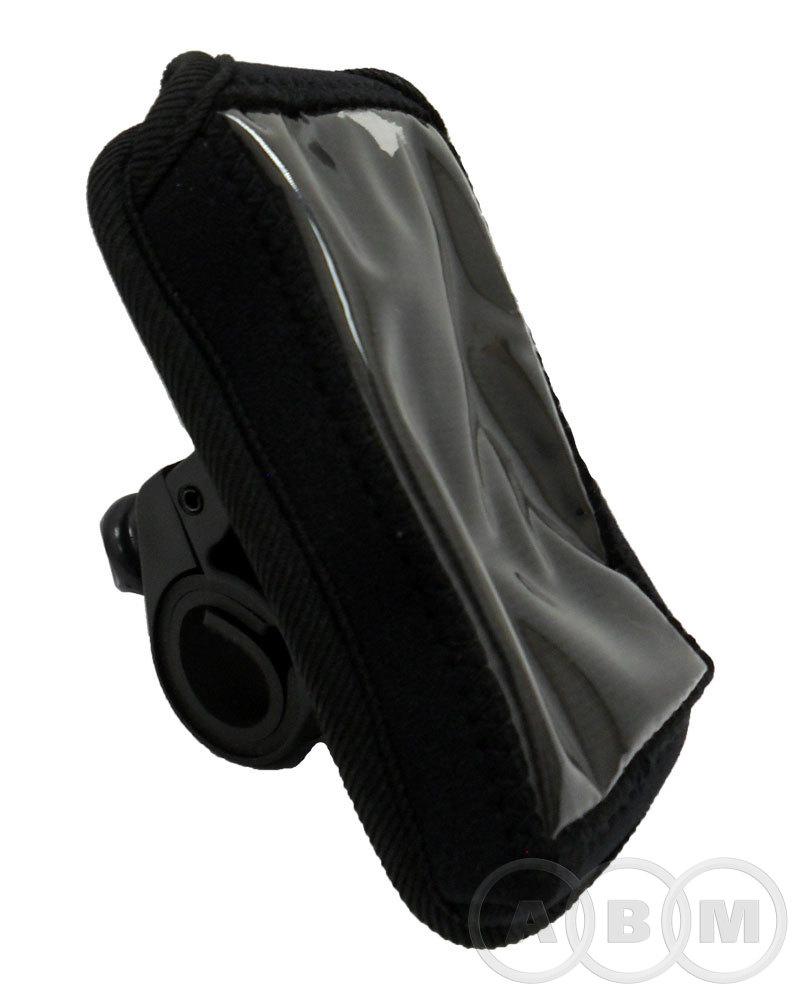 Чехол для смартфона/навигатора 125х65мм крепл. на руль б/съемн. 6-141040