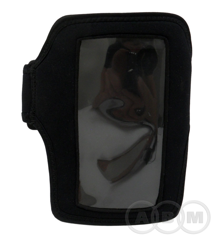 Чехол для смартфона/навигатора 140х80мм крепл. на руку 6-141046