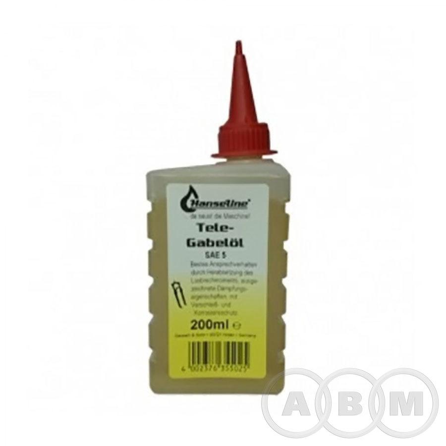 Смазка Hanseline жидкая для вилок и амортизаторов  355025 200мл