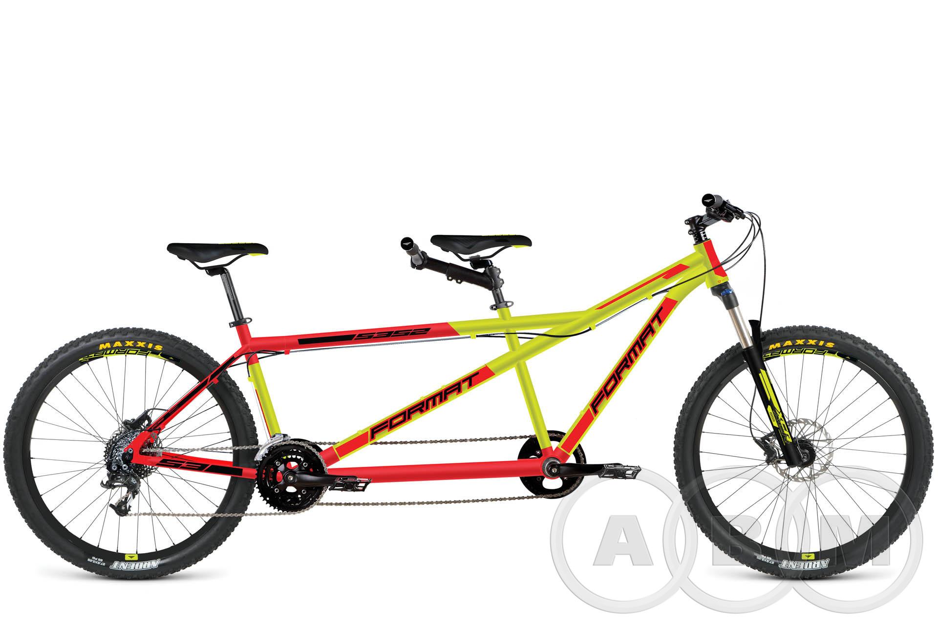 Велосипед Format 5352  27,5 TANDEM (2016)