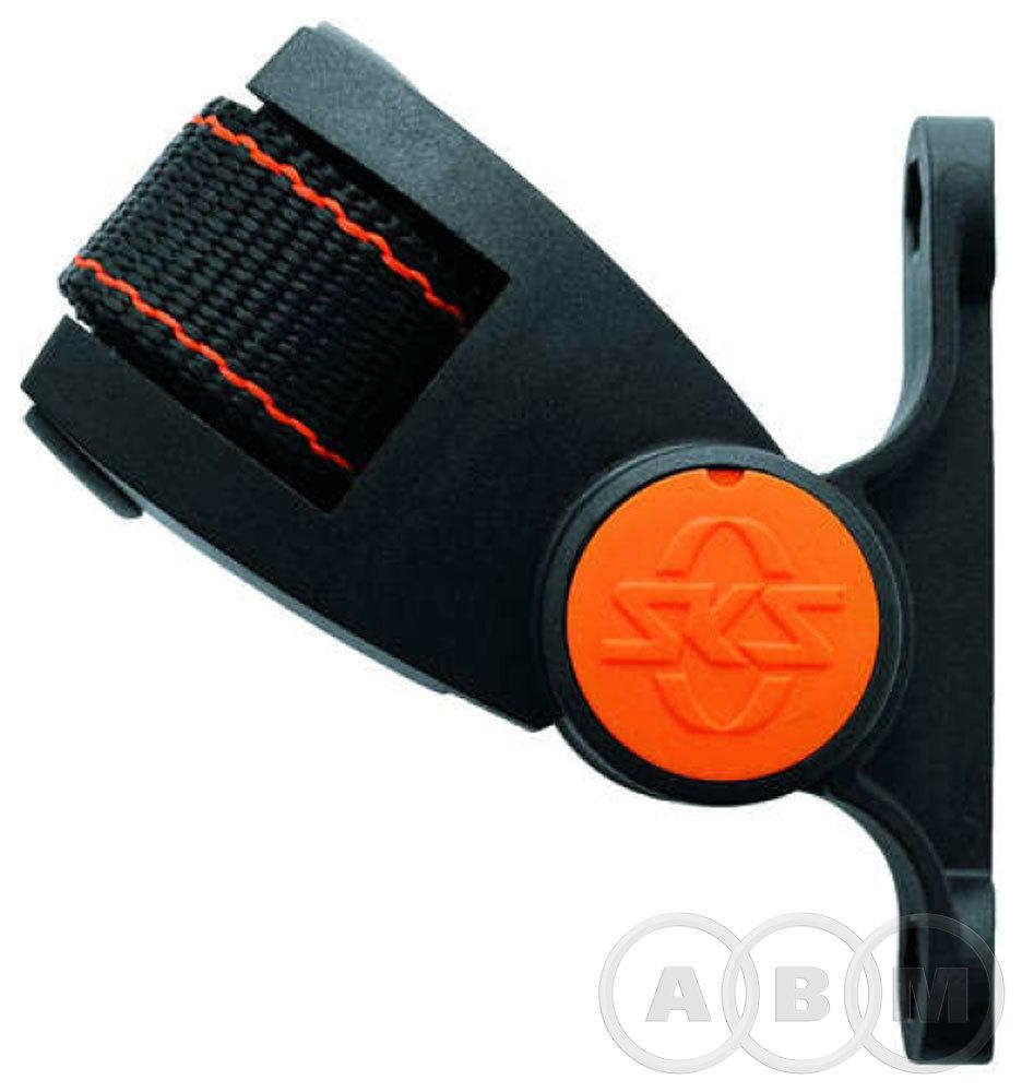 Флягодержатель - адаптер, крепление фляги к подседельному штырю SKS-10505