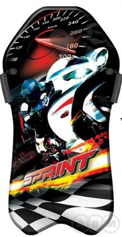 Санки-ледянки POLAR-RACER Sprint  109см/25мм (43)