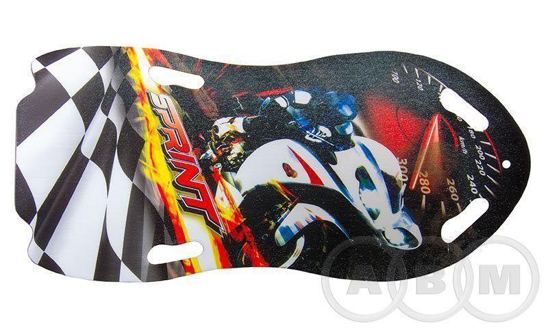 Санки-ледянки POLAR-RACER Sprint  120см/5мм (48)