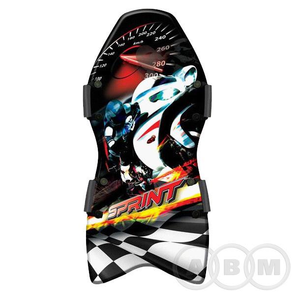 Санки-ледянки POLAR-RACER Sprint  117см/28мм (47)