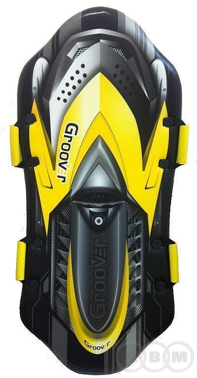 Санки-ледянки POLAR-RACER Snowmobile  117см/28мм (47)