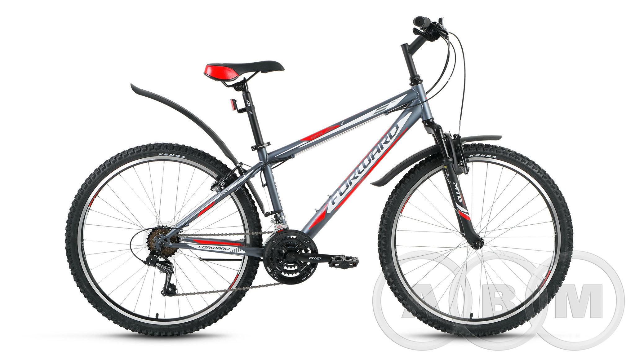 Велосипед Forward Sporting 1.0 (2017)