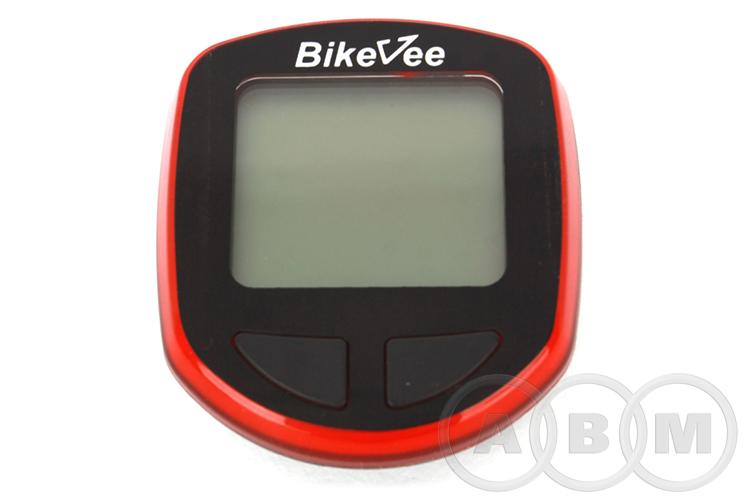 Велокомпьютер BKV-1001  беспроводной 13 ф-ций многофункциональный