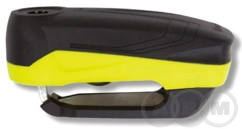 Замок на тормозной диск 7000 RS3 Detecto yellow Basic