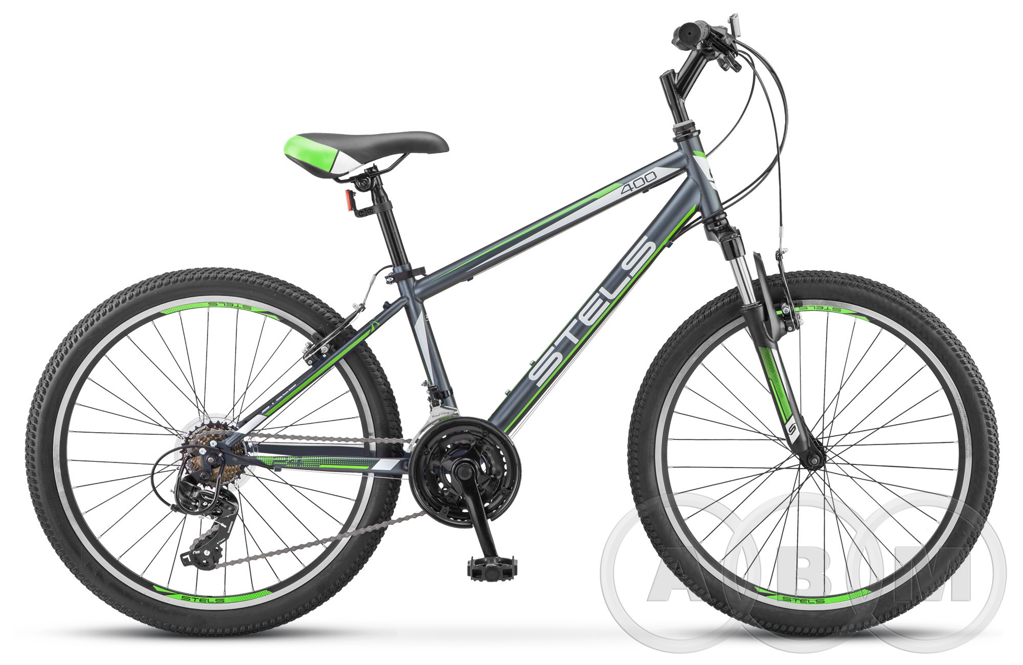 24 Велосипед Stels Navigator-400 V 21 ск.