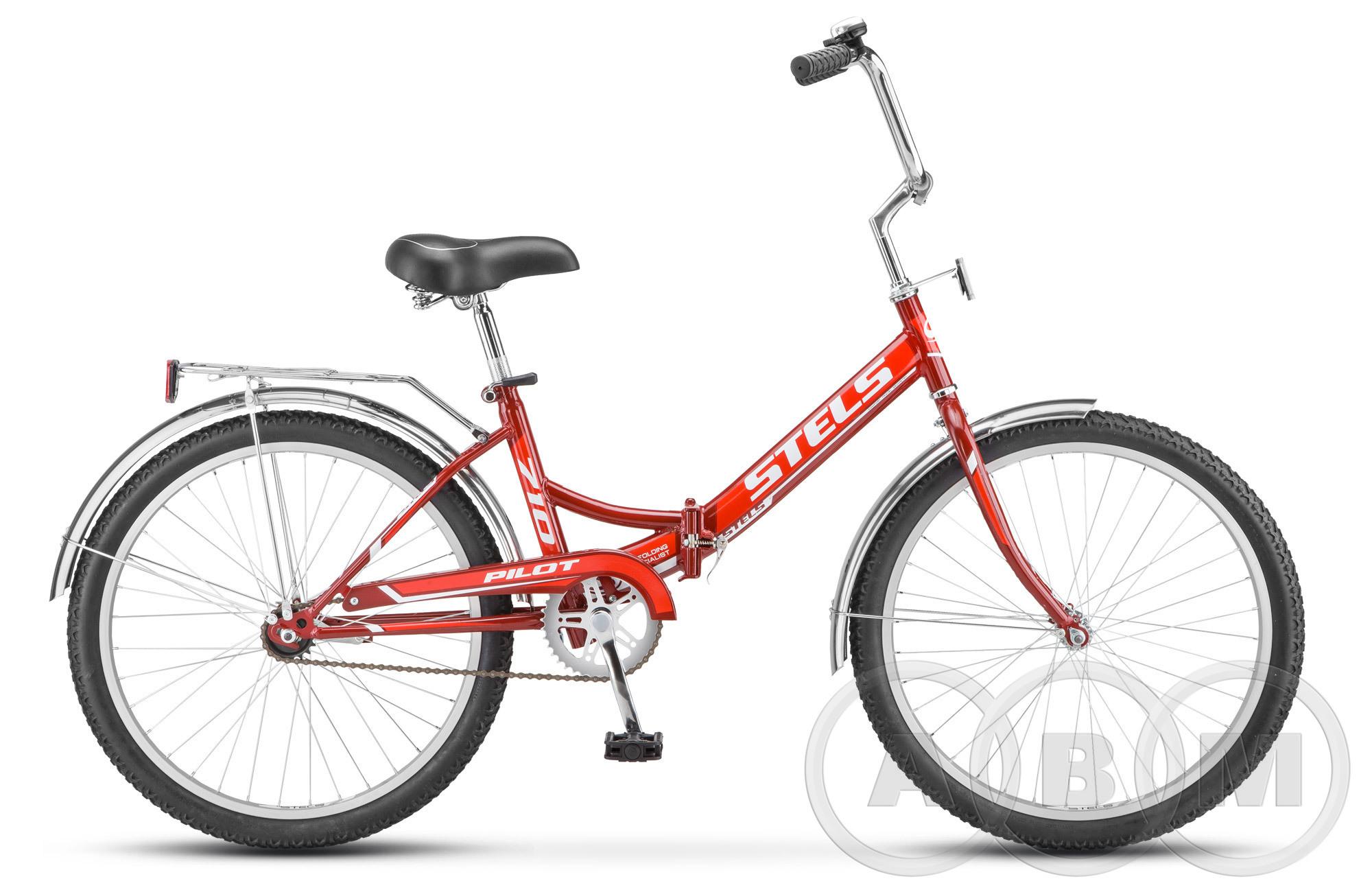 24 Велосипед Stels Pilot-710 1 ск.