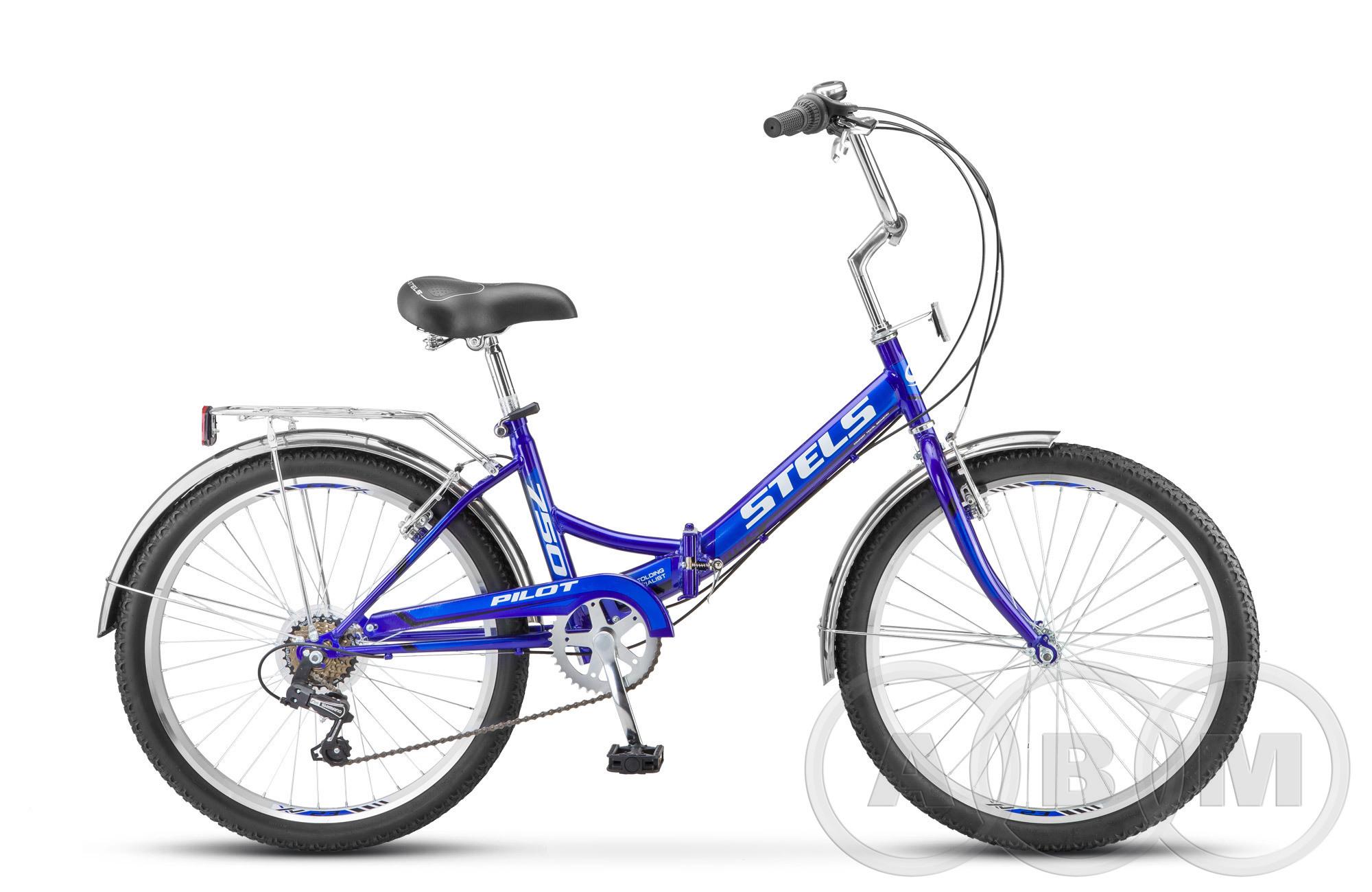 24 Велосипед Stels Pilot-750  1 ск.
