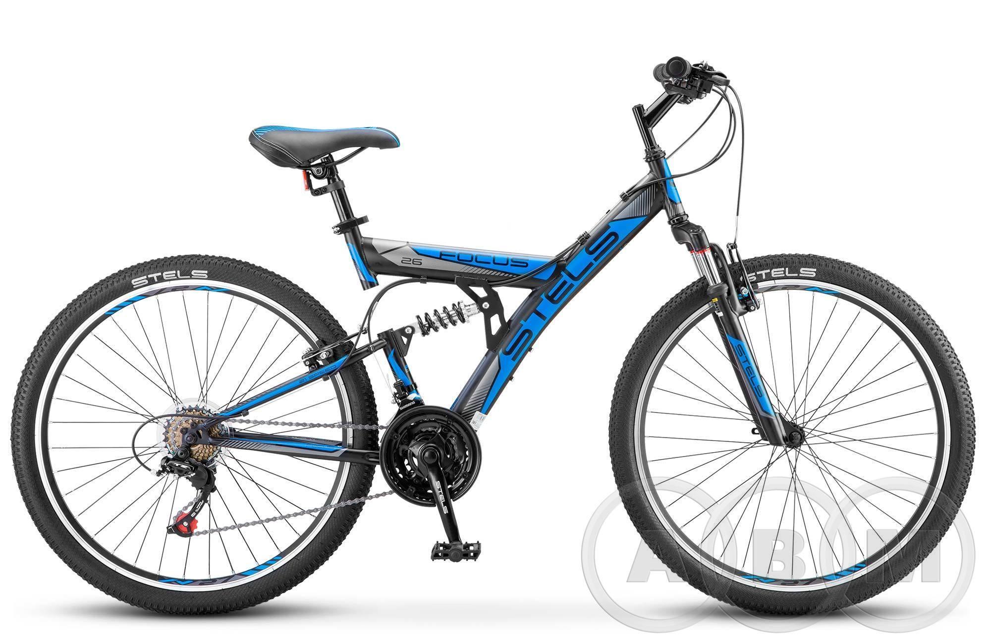26 Велосипед Stels Focus V 21 ск.