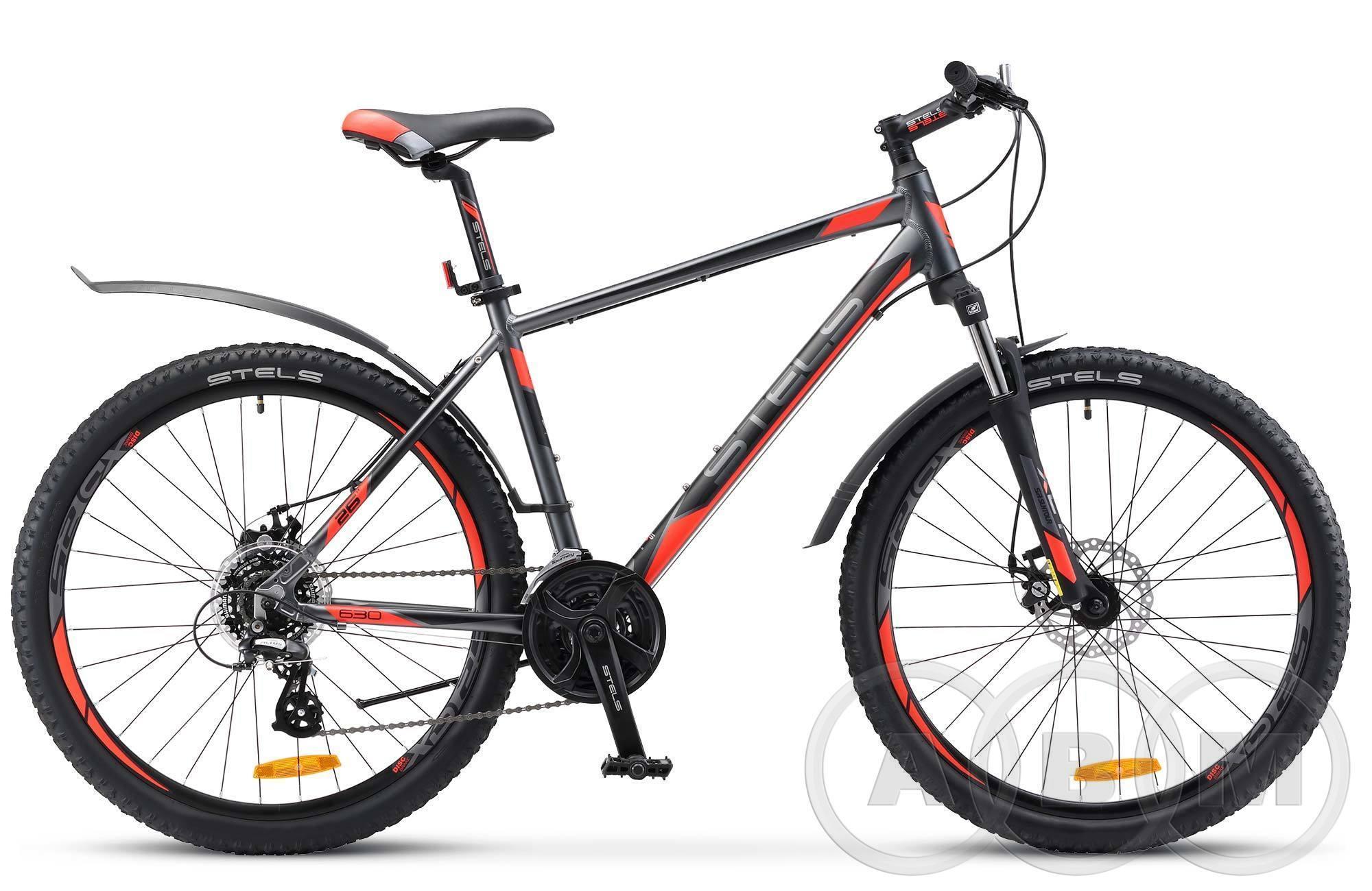 26 Велосипед Stels Navigator- 630 MD  21 ск.
