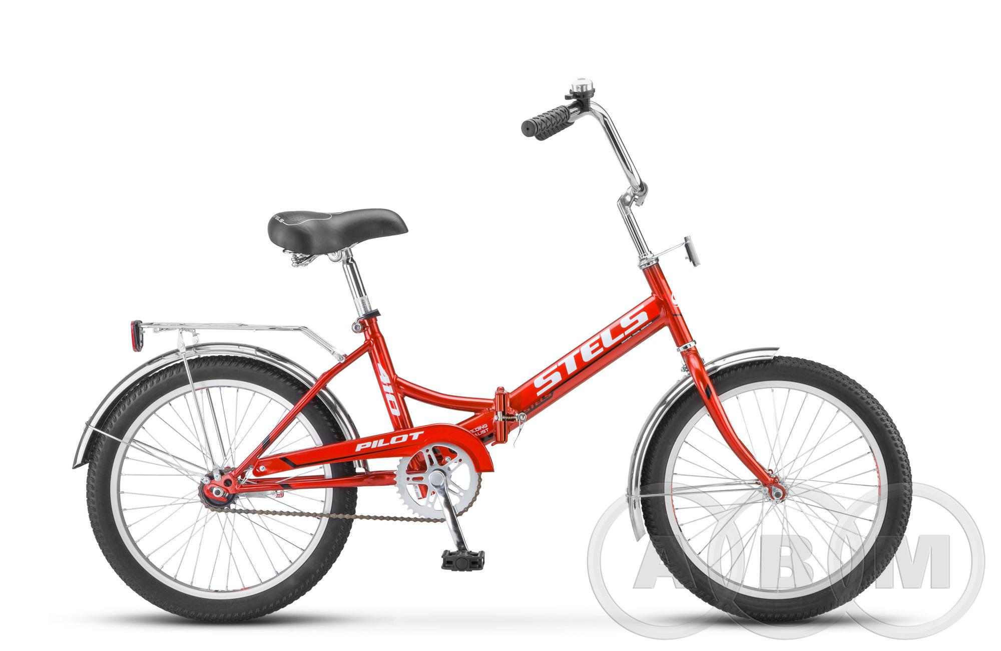 20 Велосипед Stels Pilot-410  1 ск.