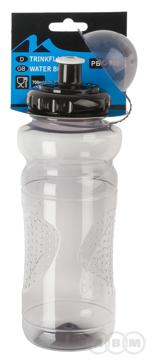 Фляга M-WAVE пластиковая с крышкой 0.7 л в ассортименте