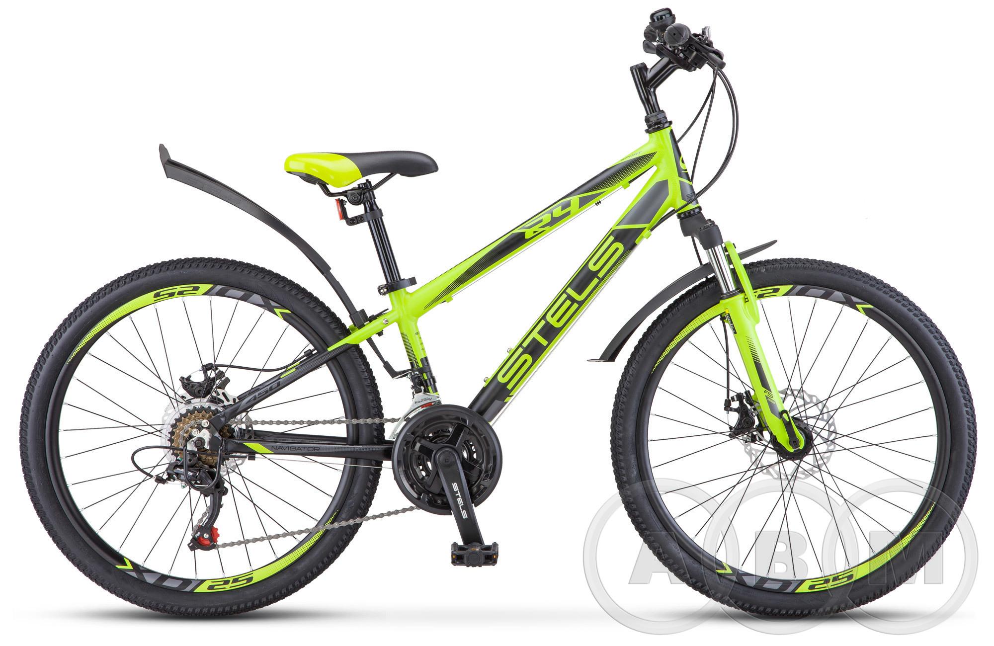 24 Велосипед Stels Navigator-450 MD 18 ск.