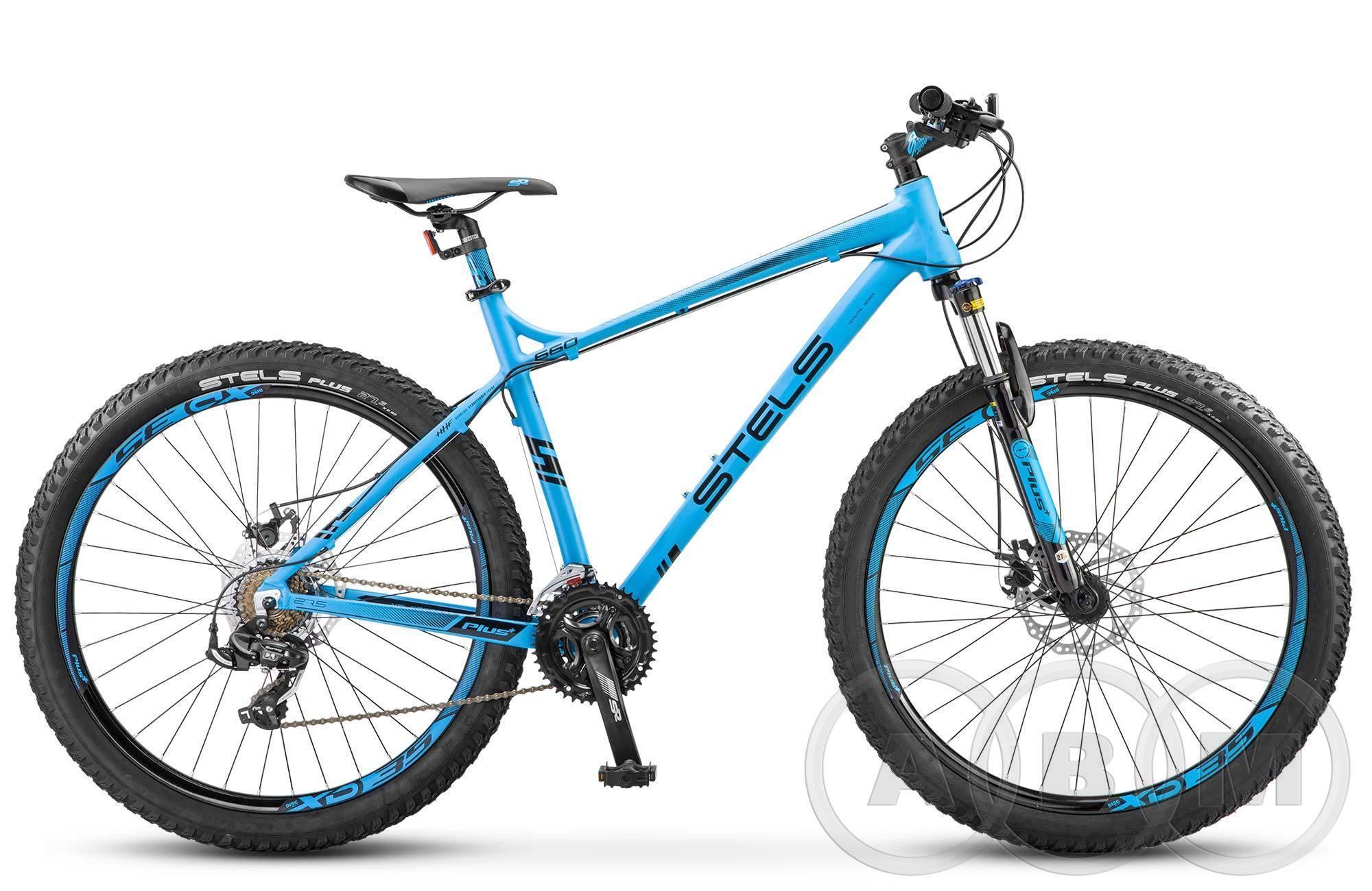 27,5+ Велосипед Stels Navigator- 660 MD  21 ск.