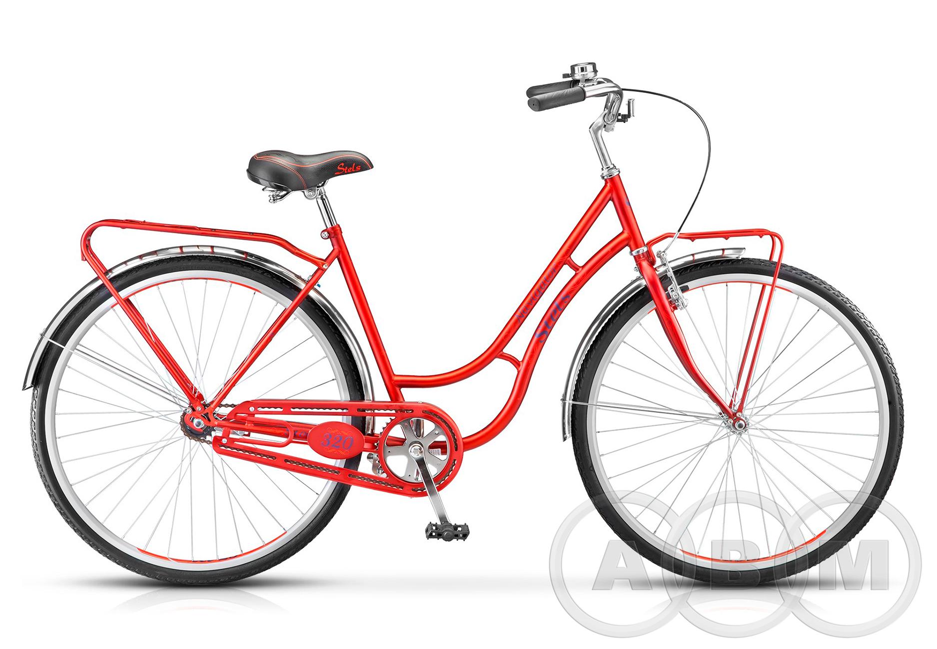 28 Велосипед Stels Navigator 320 Lady  1 ск