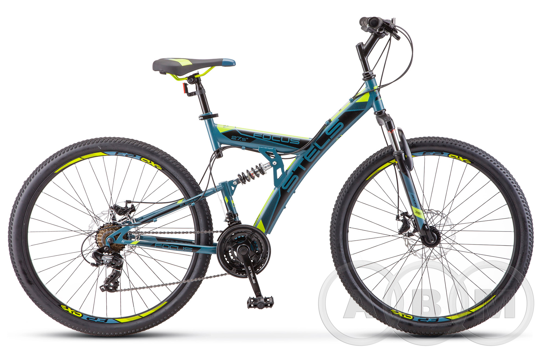 27,5 Велосипед Stels Focus MD 21 ск.