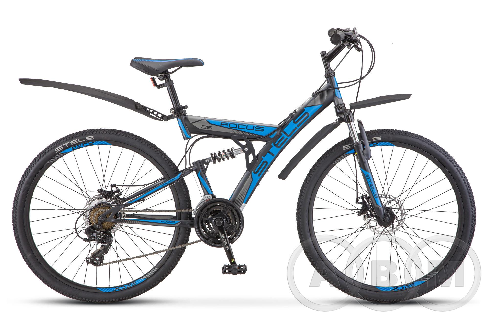 26 Велосипед Stels Focus MD 21 ск