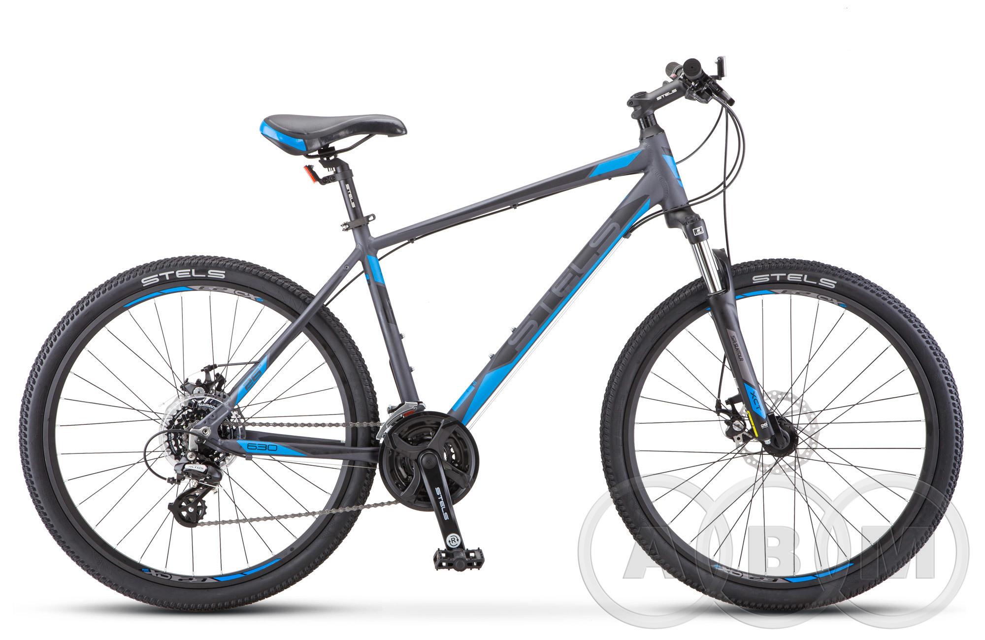 26 Велосипед Stels Navigator- 630 MD  24 ск.