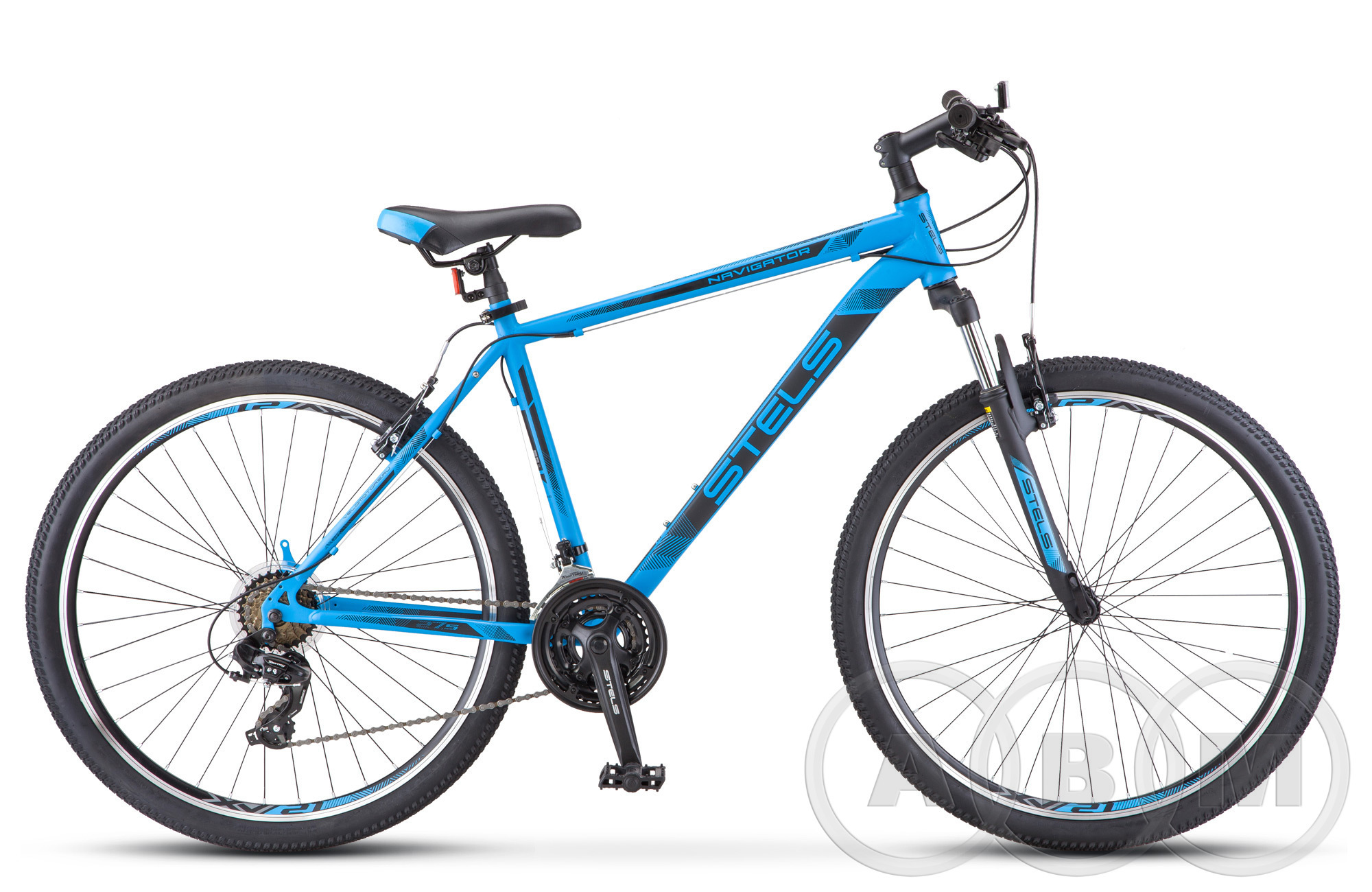 27,5 Велосипед Stels Navigator- 700 V  21 ск.