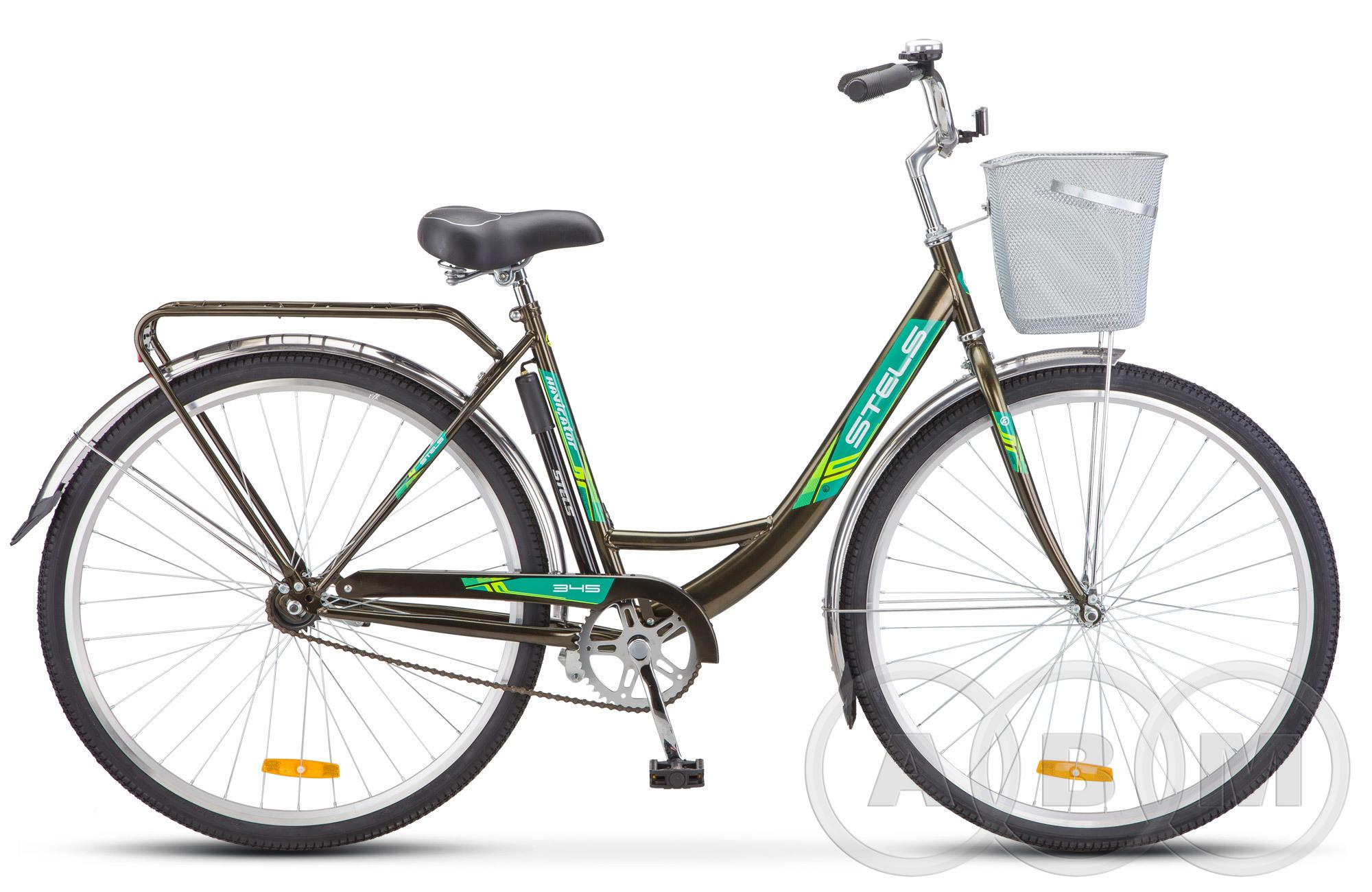 28 Велосипед Stels Navigator 345 1 ск (Z010)