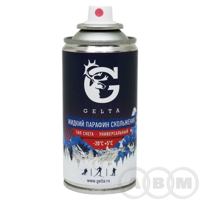 Мазь скольжения Gelta (-20/+5) аэрозоль 210 мл