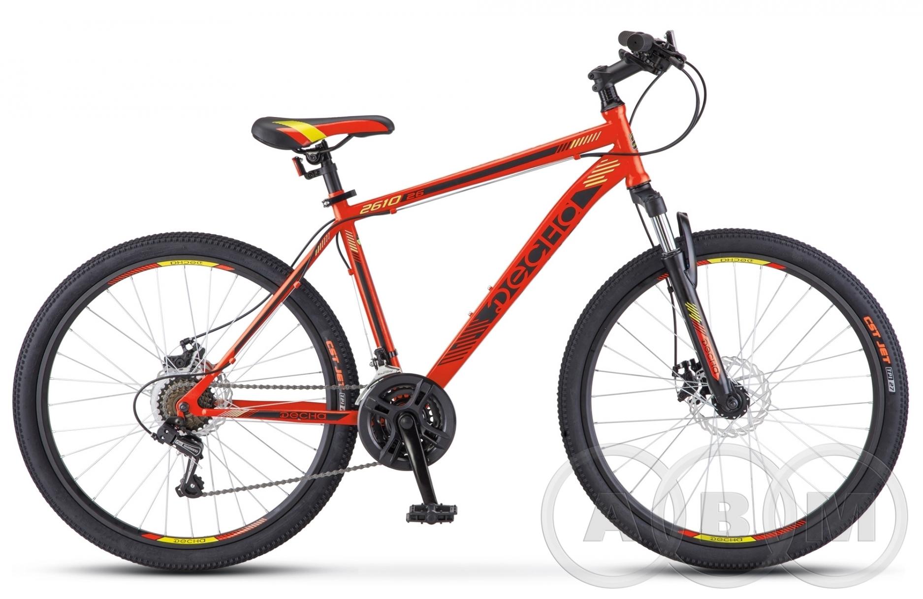 26 Велосипед Десна-2610 MD 21 ск (V010)