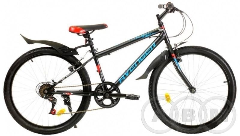 Велосипед 20 AVENGER C200 7 ск