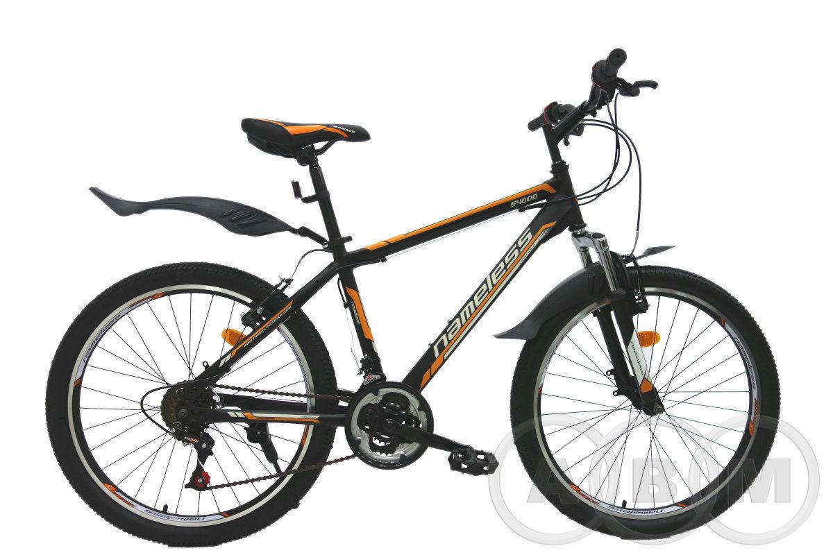 Велосипед 24 NameLess S4100D alu disk хардтейл  21 ск