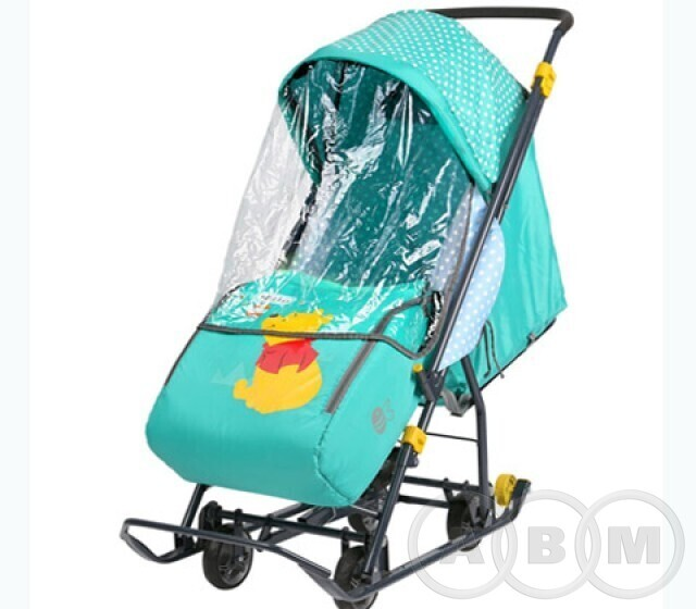 Санки-коляска Disney-baby 1