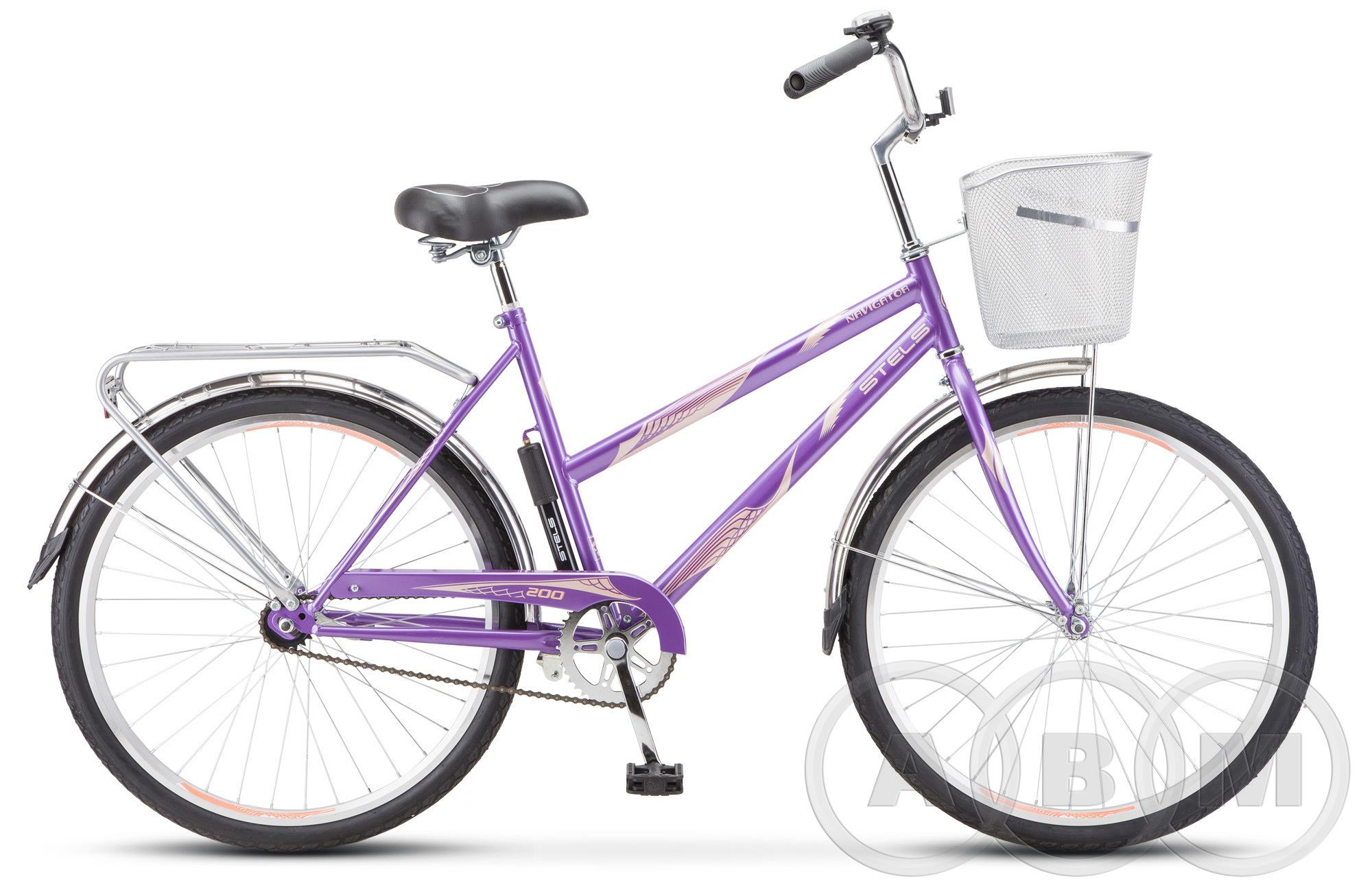 26 Велосипед Stels Navigator 200 Lady  1 ск  (Z010)