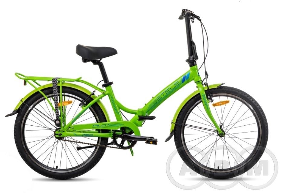 24 Велосипед Stels Pilot-760 7ск складной  (V020)