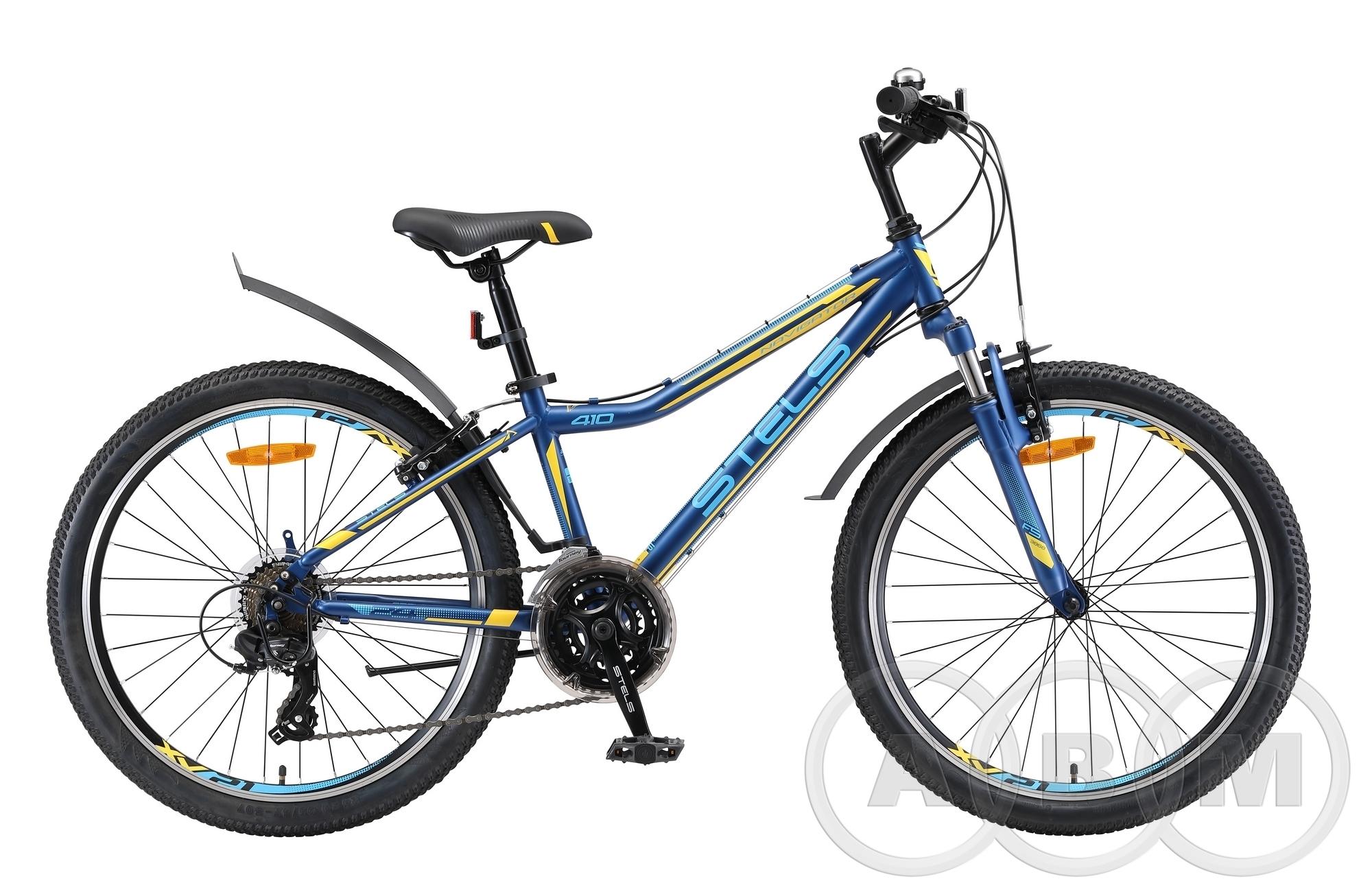 24 Велосипед Stels Navigator-410 V  21 ск (V010)