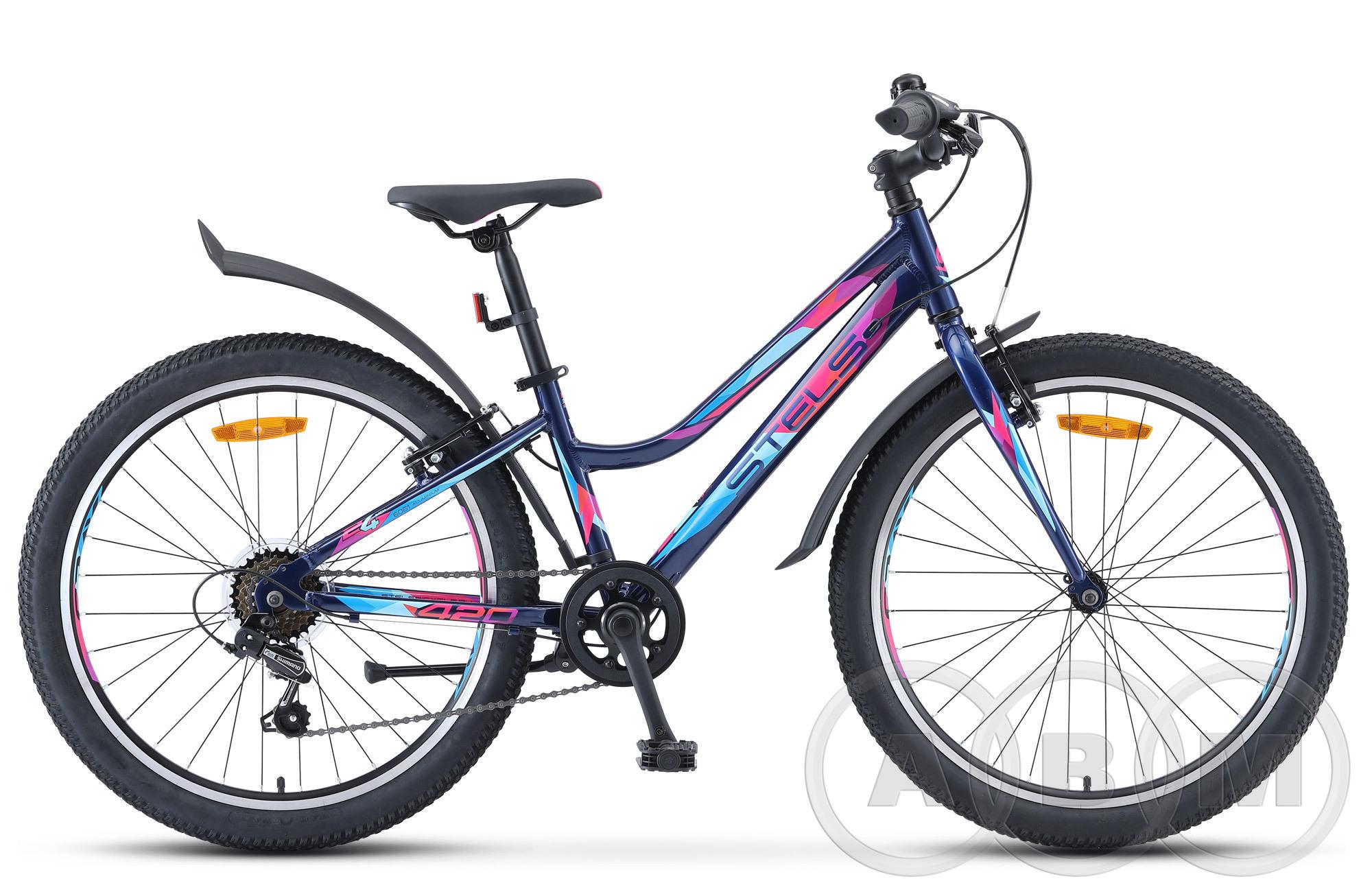24 Велосипед Stels Navigator-420 V alu  (V030)