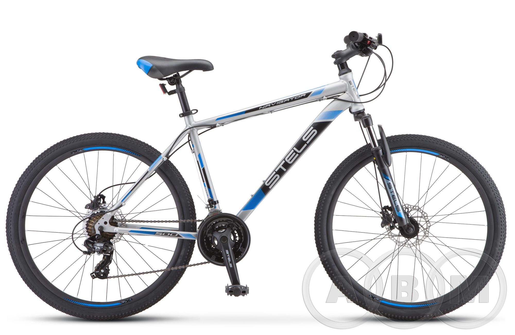 26 Велосипед Stels Navigator-500 D (F010)