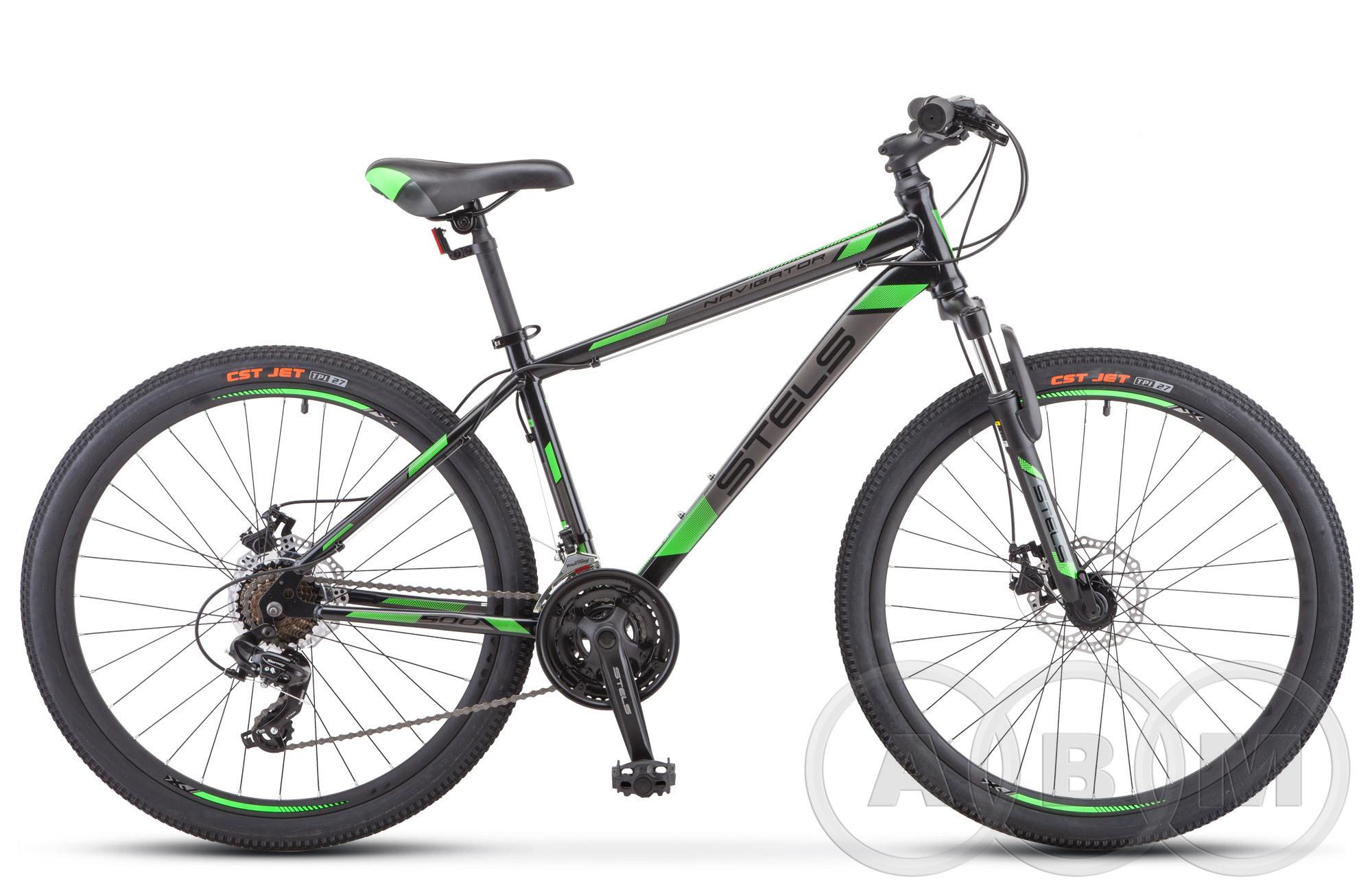 26 Велосипед Stels Navigator-500 MD 21 ск (F010)
