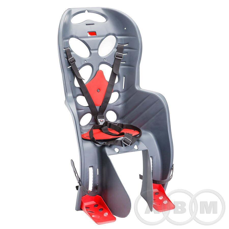 Кресло детское FRAACH C крепление на багажник,темно-серое (280040)