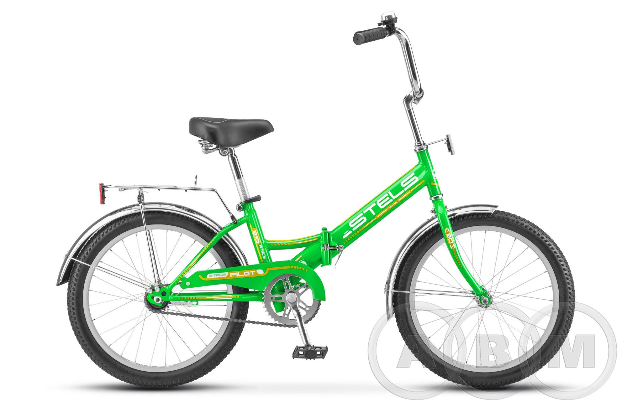 20 Велосипед Stels Pilot-310 1 ск.