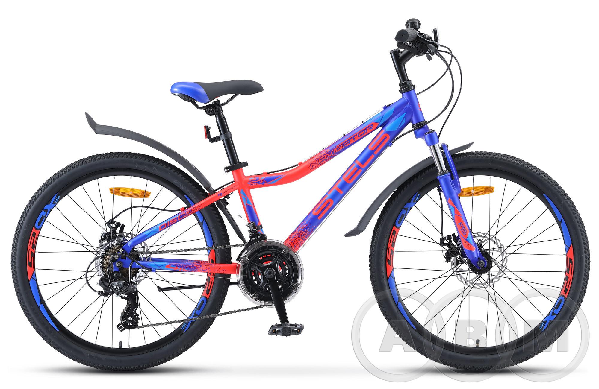 24 Велосипед Stels Navigator-410 MD  21 ск (V010)