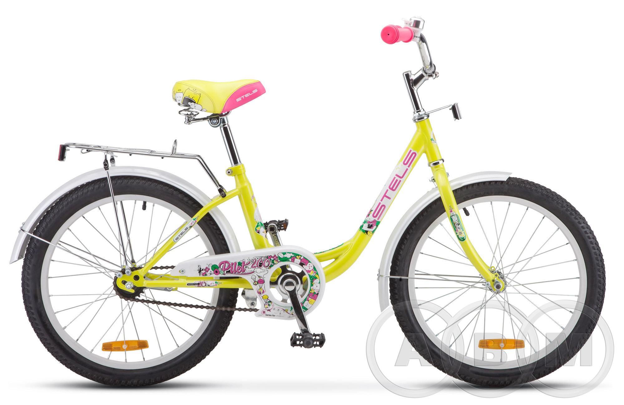 20 Велосипед Stels Pilot-200 Lady  1 ск (Z010)