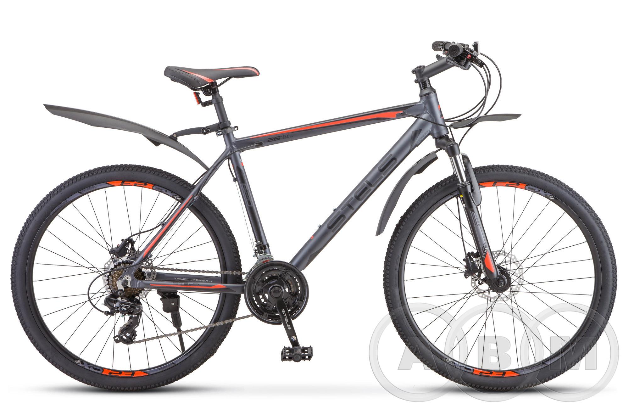 26 Велосипед Stels Navigator- 620 D  21 ск (V010)