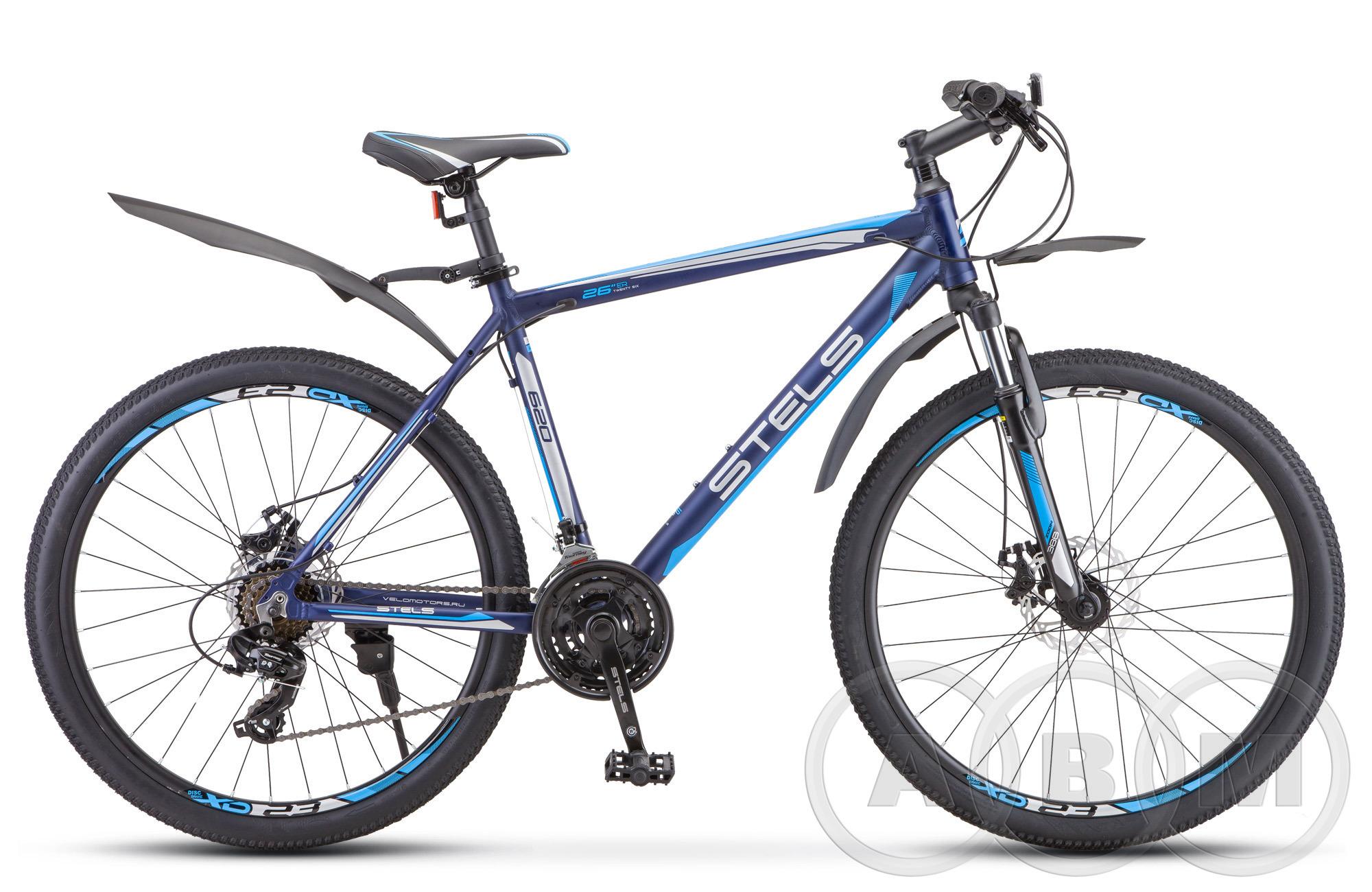 26 Велосипед Stels Navigator- 620 MD  21 ск (V010)