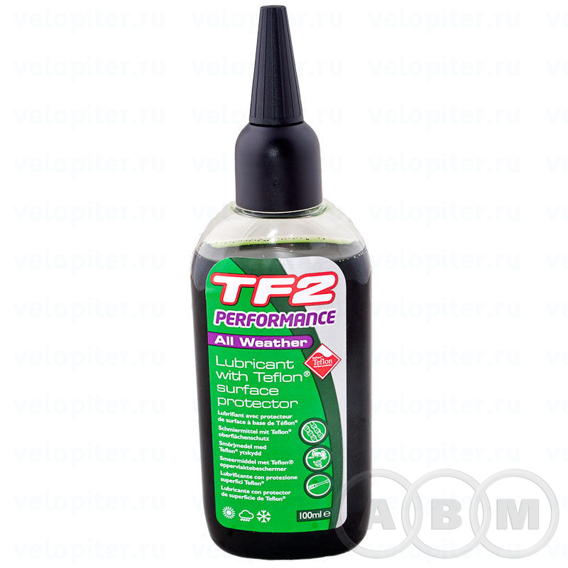 Смазка керамич. TF-2 для цепи/тросов/перекл. всесезонная 100мл WELDTITE 7-03065