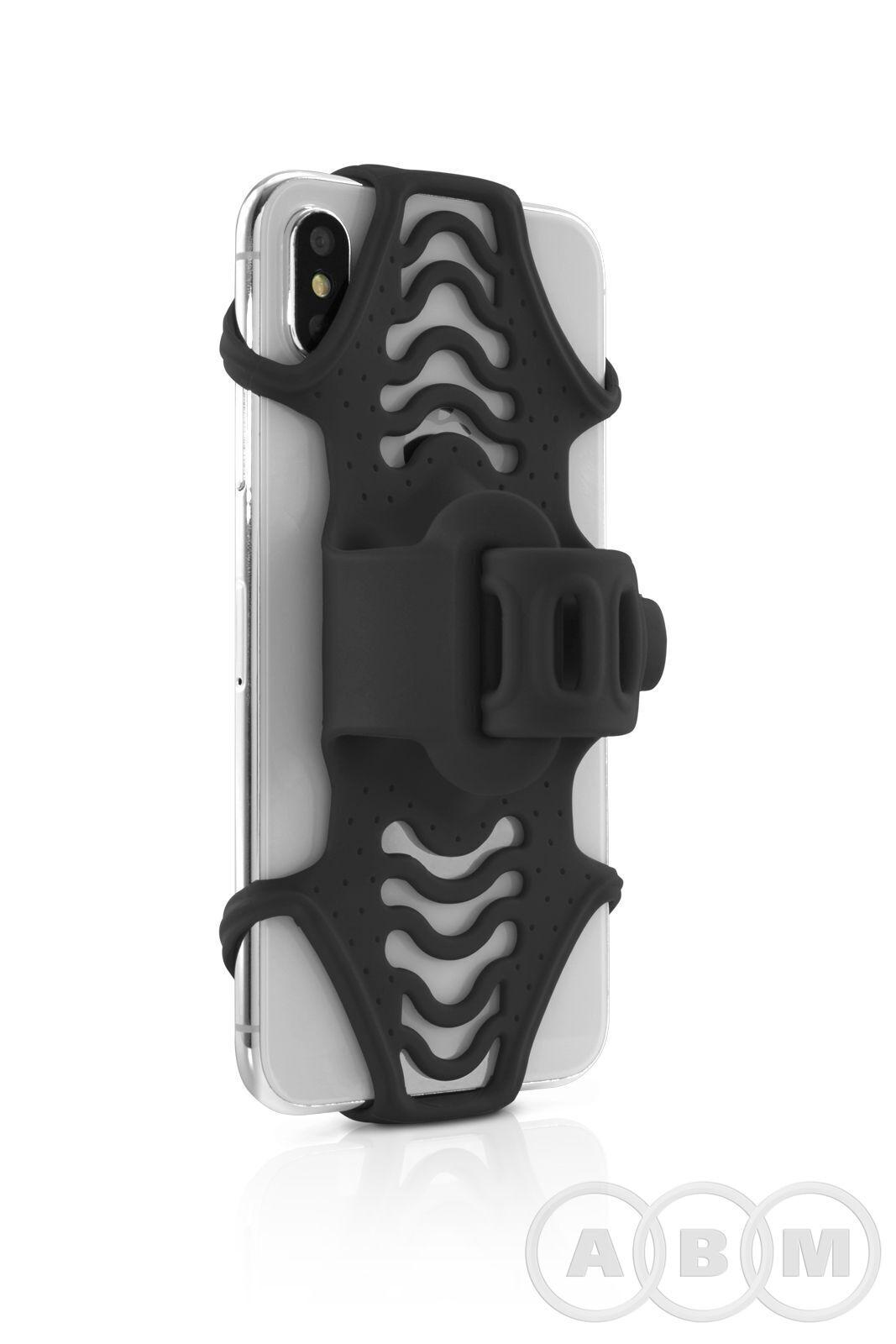 Держатель для смартфона силиконовый на вынос универс. 4.0-6.5 BIKE TIE PRO 2