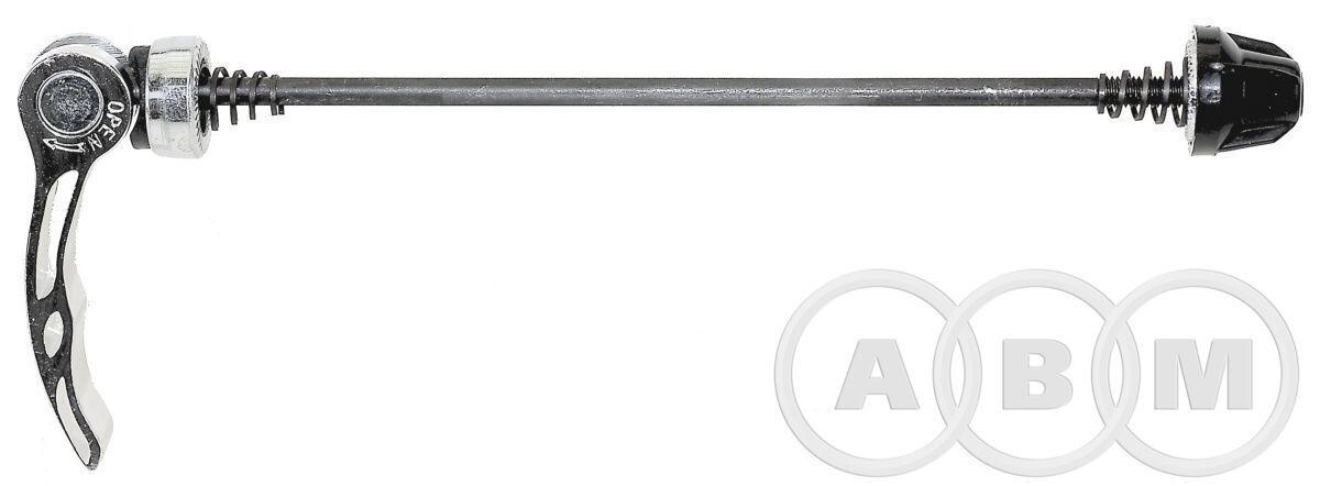 Эксцентрик заднего колеса алюм. 148,5/135мм серебро 5-321025