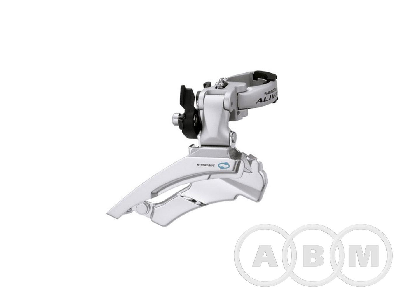 Переключатель передний Shimano Alivio FD-M413