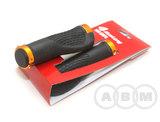 Грипсы резиновые (инд. упаковка) черный HL-G203